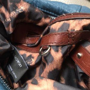 b. makowsky Bags - B Makowsky  genuine leather satchel bag